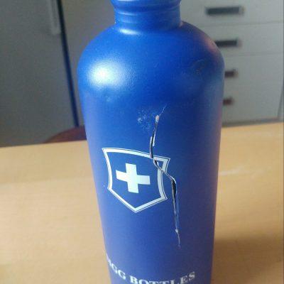 Produkttest: Alu-Trinkflasche mit Alltags-Schwachstelle