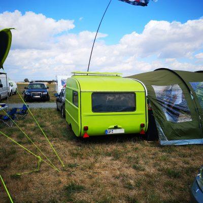 MeraLuna-Festival — Campingeindrücke